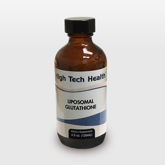 High Tech Health Liposomal Glutathione
