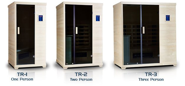 Transcend Far Infrared Sauna