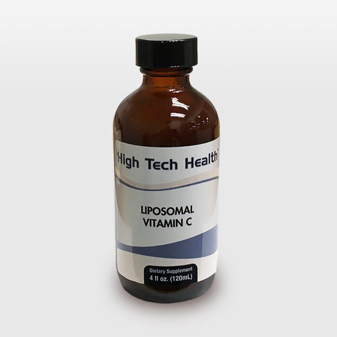 High Tech Health Liposomal Vitamin C