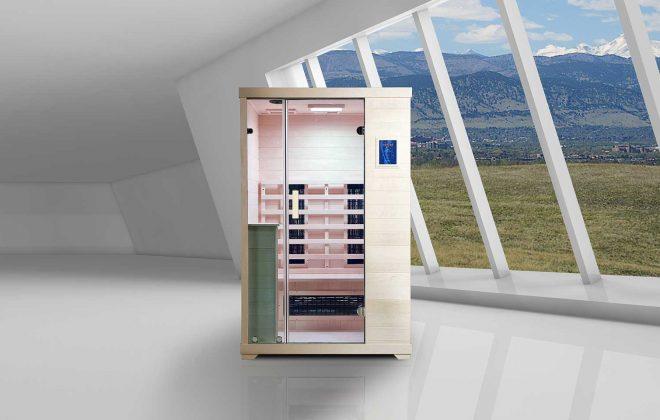 Transcend Far Infrared Sauna TR-2