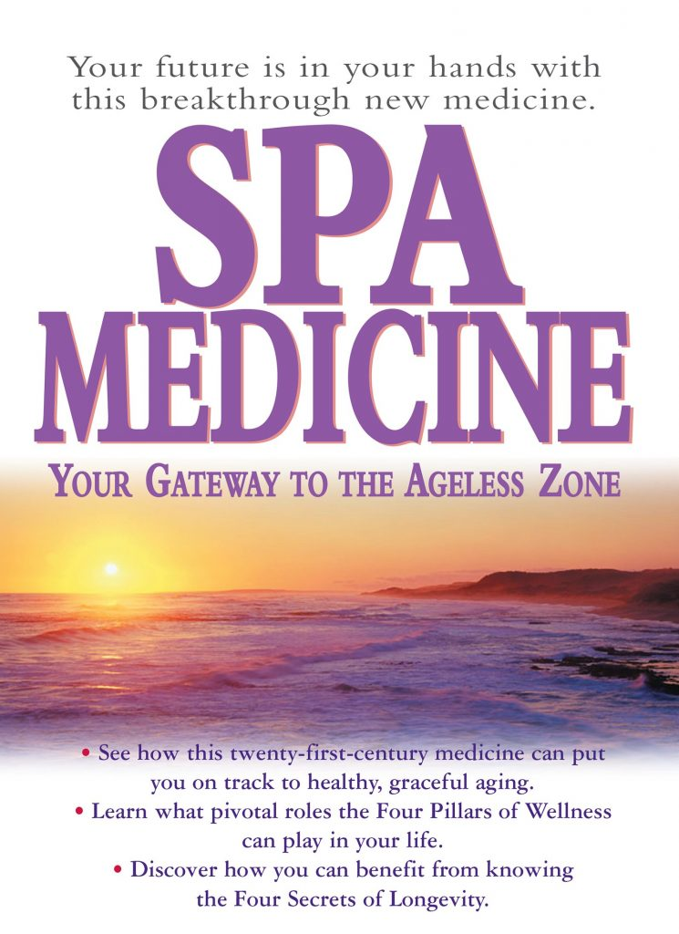Spa Medicine: Your Gateway to the Ageless Zone
