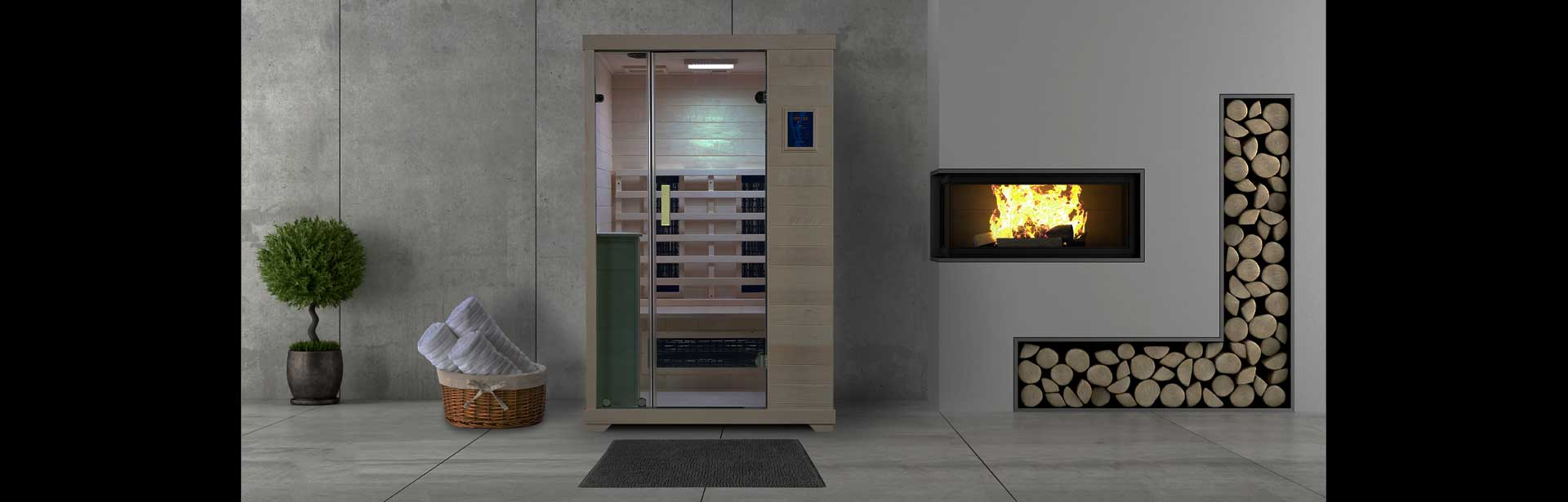 High Tech Health Transcend Infrared Sauna