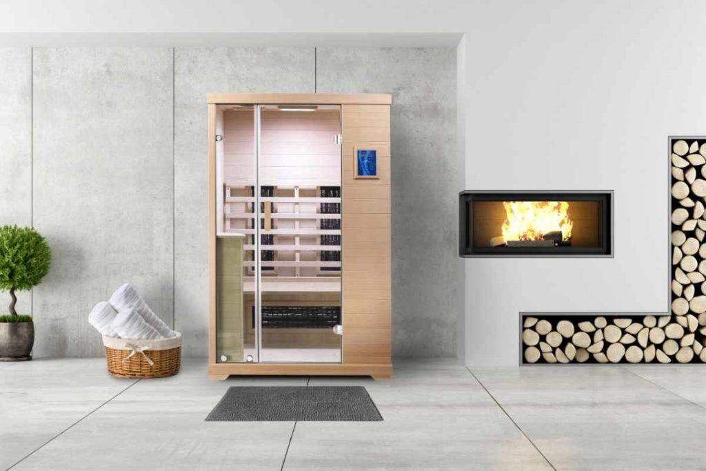 far infrared sauna hemlock