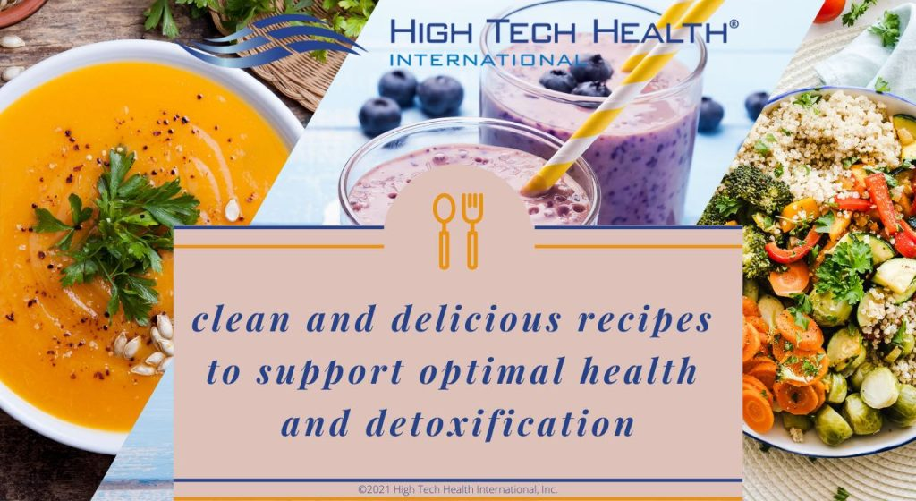Clean and Delicious Recipes